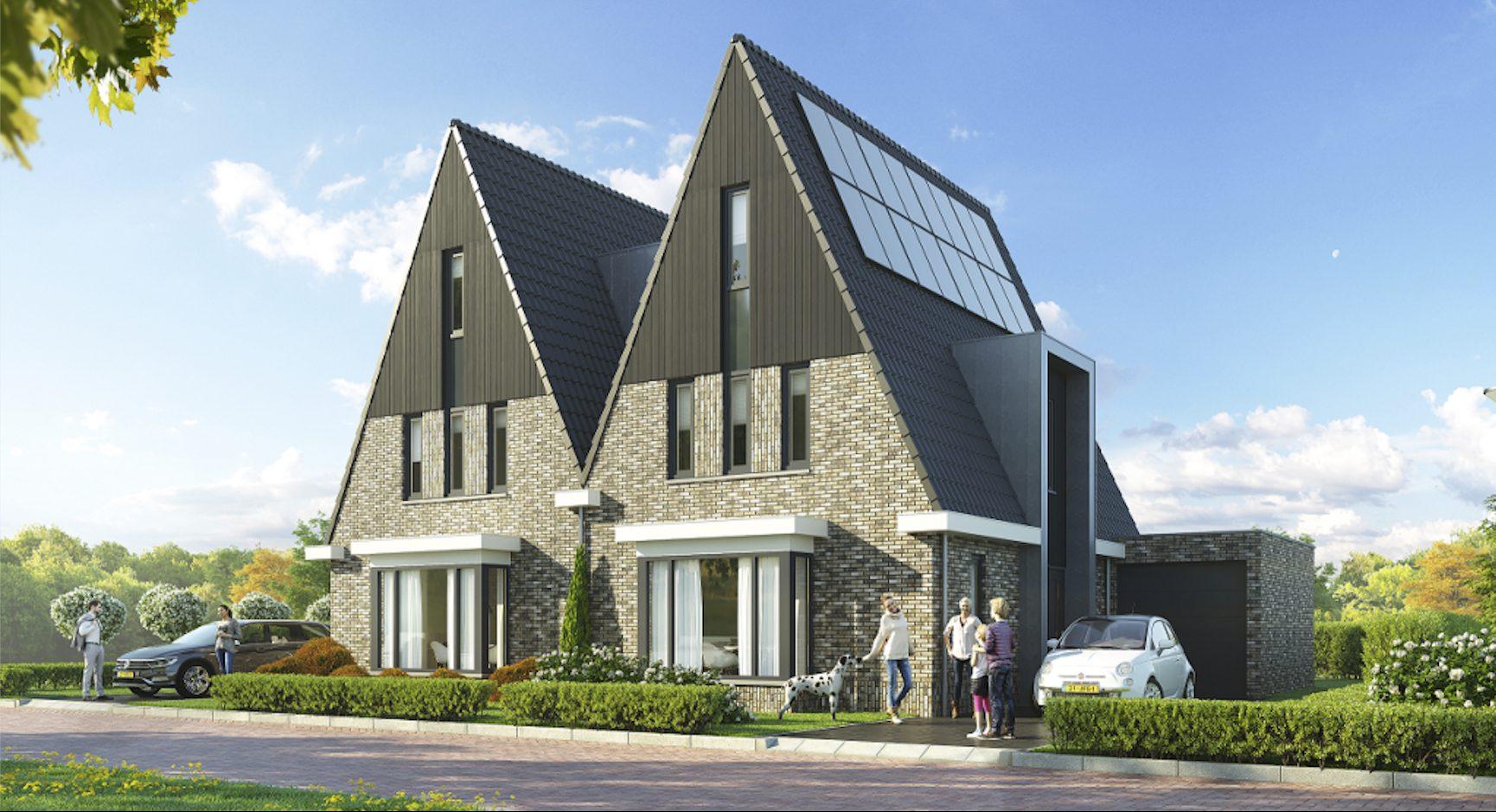 De Driesprong Ermelo vrijstaand huis nieuwbouw
